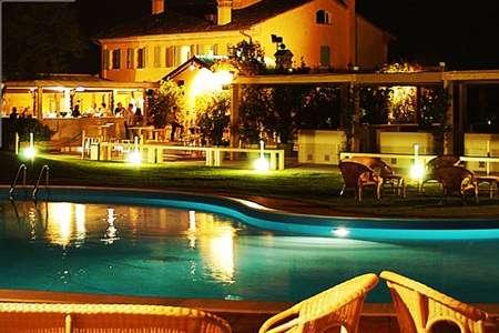 Evento pre Notte Rosa Villa Papeete Milano Marittima