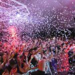 Aquafan Riccione, Night & Day opening party guest J-Ax