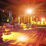 La notte di Halloween 2011 della discoteca Baia Imperiale