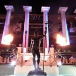 Serata d'inaugurazione per la discoteca Baia Imperiale