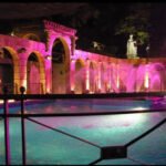 Discoteca Baia Imperiale, Closing party del mercoledì con lo schiuma party