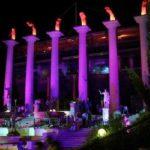 Il Toga Party della Baia Imperiale, la festa in puro stile romano