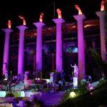 Baia Pop, guest Achille Lauro alla discoteca Baia Imperiale