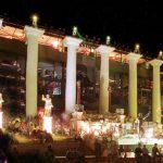 Baia Imperiale, inaugurazione Baia On Fire, il giovedì notte d'Europa