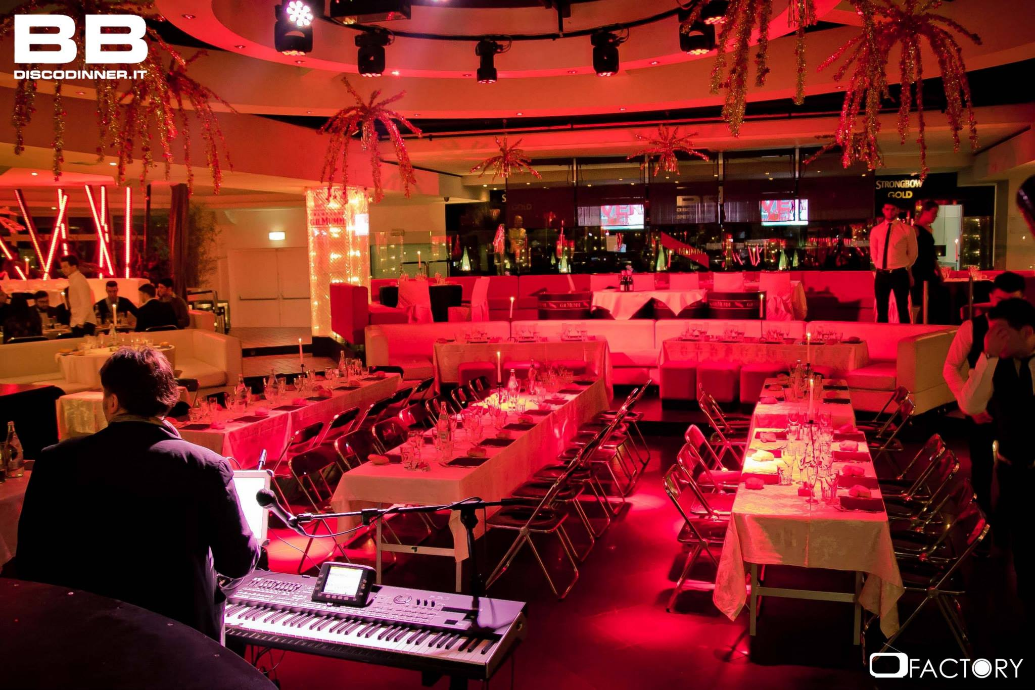 Discoteca BB, Halloween School Party