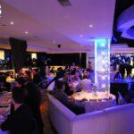 BB disco dinner Cupra Marittima, Light Sensation