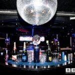 Discoteca BB, sala commerciale con Jonàs Berami e latina con Cromalatina