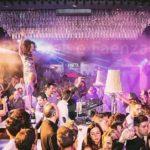 Paris Hilton ospite del Pineta Club di Milano Marittima