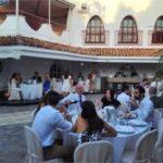 Byblos Club di Riccione, la notte esclusiva in collina