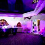 Inaugurazione della serata Villa Titilla per il Byblos Club