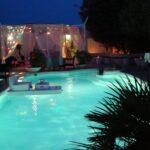Evento post La Notte Rosa Byblos Dinner Club Riccione