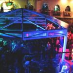Discoteca Byblos Riccione, evento Villa Titilla