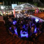 Discoteca Byblos, festa anni '70