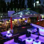 La notte chic Byblos Dinner Club Riccione