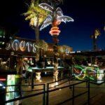 Coconuts Club Rimini, Pista Commerciale + Giardino Latino