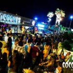 Coconuts Rimini, sabato notte pre Molo Street Parade
