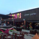 Pista commerciale e giardino latino per il sabato del Coconuts Club Rimini