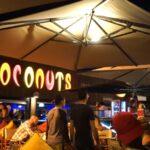 Discoteca Coconuts (ex Pestifero) di Rimini, ospite Nicolas Vaporidis