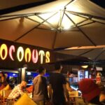 Ultimo evento di agosto al Coconuts Club
