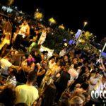 Coconuts Club, djs Brunelli e Rossini Voice Alo Vox