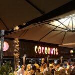 Coconuts Rimini, djs Matte Botteghi e Chicco Giuliani