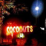 Discoteca Coconuts di Rimini, dj Danilo Rossini and voice Andrea Frambosi