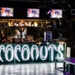 Coconuts Club di Rimini, pista commerciale + giardino latino