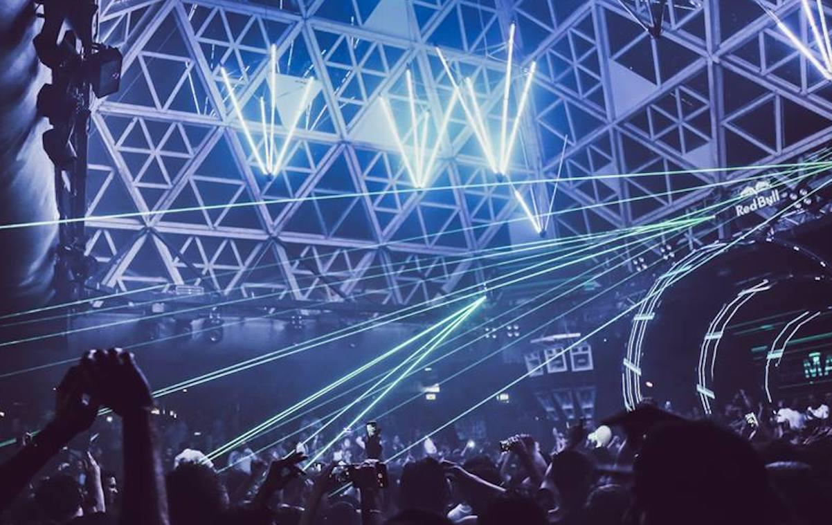 Dubfire special sound discoteca Cocoricò Riccione