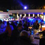 La Terrazza BB Club Restaurant, Fluo Night Show