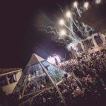 Villa delle Rose di Misano Adriatico, inaugurazione del Sabato notte