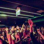 Dany Gattelli alla discoteca Gatto Blu di Civitanova