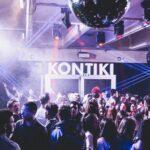 Kontiki by La Terrazza Club, il Sabato
