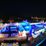Discoteca La Terrazza San Benedetto del Tronto, la cena spettacolo con Kelly Joyce