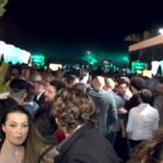 Discoteca La Terrazza San Benedetto del Tronto, Ferragosto Latino