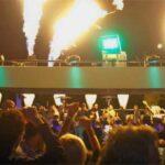 La Terrazza BB Club San Benedetto, Notte pre Ferragosto, Bubble Party