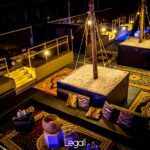 Le Gall Club, VIP Party