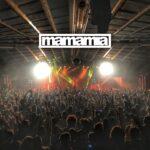 Alla discoteca Mamamia i Modena City Ramblers