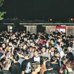 Discoteca Mamamia estate 2016, festa di chiusura del giardino estivo