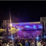 Discoteca Mamamia di Senigallia, General Levy live