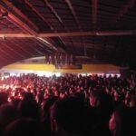 I Cani in concerto, Aurora Tour alla discoteca Mamamia