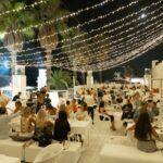 Medusa Beach Club, primo sabato notte di luglio