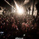 Primo evento del 2014 al Noir Club