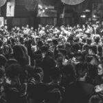 Discoteca Noir, musica '90, happy e brasil