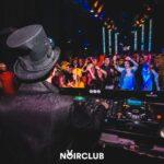 Samuele Sartini & Lizzie Curius al Noir Club