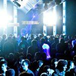 Party d'inaugurazione per la discoteca Noir di Jesi