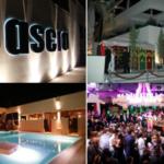 Party d'inaugurazione invernale per la discoteca Pascià di Riccione