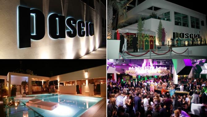 Repeat Party alla discoteca Pascià