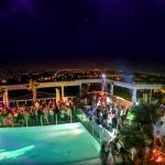 Discoteca Pascià, inaugurazione terrazza