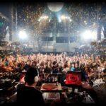 Banana Rock, dj Andrea Mazzali alla discoteca Peter Pan