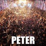 Sabato di Pasqua al Peter Pan Club, guest dj David Morales